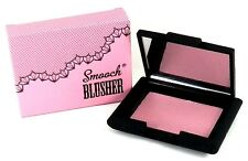 SMOOCH BLUSHER POWDER BLUSH IN VELVET CASE BOXED GLAMOUR PUSS