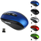 Souris LED USB Optique Mouse 2.4G Sans Fil Wireless Pr Pro Gamer Laptop Jeux NF