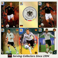 2010 Panini South Africa World Cup Soccer Cards Team Set Deutschland (11)