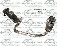 Davico 19217 Direct Fit Catalytic Converter