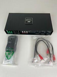 Arc Audio X2 850.5 Multi Channel Amplifier 5 Channels Used