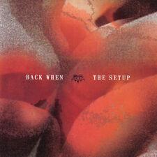 "BACK WHEN / THE SETUP split 7"" vinyl screamo hardcore Mouthbreater Bent Life NEW"