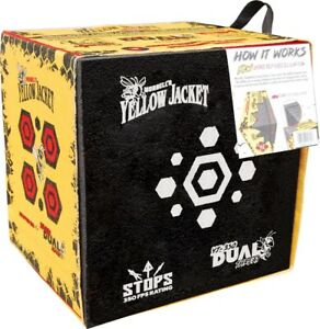 New Morrell Yellow Jacket YJ-350 Dual Threat Bow Target