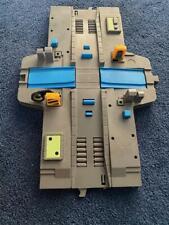 Thomas & Friends Blue Tomy Trackmaster Crossroads pc 13.5 x 9 inch
