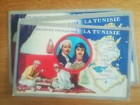 PUB ANCIENNE - PUB ADVERT CPA CIRAGE LION D'OR TUNISIE COLONIE FRANCAISE