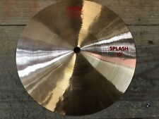 "Paiste 2002 10"" Splash Cymbal USED"