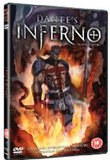 DANTES INFERNO - DVD - REGION 2 UK