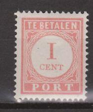 Port 41 MNH PF 1941 Nederlands Indie Netherlands Indies due portzegel