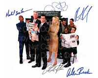 Spin City signed 8x10 photo poster autograph RP reprint
