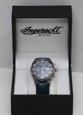 Ingersoll Damen Analog Automatik Uhr mit Leder Armband IN1416BL