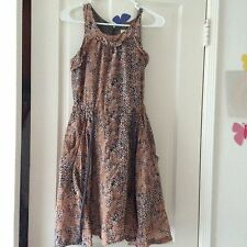 Dress by whistles, size 2, silk/cotton blend