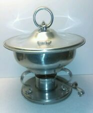 Vintage Buenilum Chaffing Serving Dish with Stand