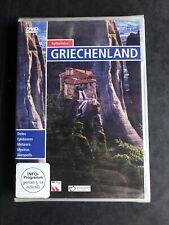 DVD  Kulturreise Griechenland DVD Reiseführer Neu & Originalverpackt @F12