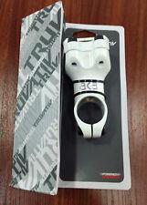 "Truvativ AKA Mountain Bike Stem 60mm 5d 1-1/8"" 31.8mm White"