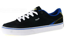 2018 NIB MENS ETNIES X GIRL MALTO COLLAB SHOES $80 8.5 black/white/blue SB