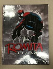 The Romita Legacy Graphic Novel TPB Hardcover NEW Dynamic Forces NM Spider-Man