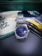 1983 Rolex Oysterquartz Datejust Silver Mens Watch - Ref. 17000 - Exceptional