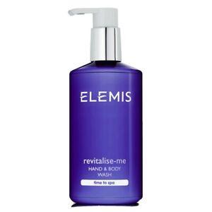 2x Elemis Revitalise Me Hand & Body Wash X 300ml (x2) Brand New Quick Dispatch