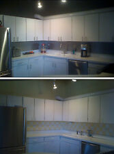 "DIY Stainless Steel on a Roll For Appliances, Back Splash & More 36""x6'"