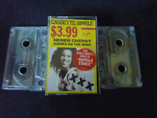 NENEH CHERRY ULTRA RARE AUSSIE TWIN CASSINGLE SET!