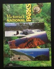 Victoria's National Parks: Explorer's Guide by Parks Victoria 2001 Lrg S/C Book