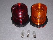 3 New ORIGINAL Skee Ball Beacon Light Bulbs. Skeeball Bulbs  Not Knock-Off Bulbs