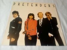 Pretenders Self Titled Excellent Vinyl LP Record RAL 3 NP Portugal