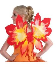 NEW NWT Forum Novelties Women's Fantasy Fairies Autumn Leaf Wings Leaves Fairy