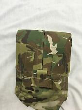Eagle Industries Multicam 200rd SAW Pouch W/Divider & Lid 75th Ranger CAG SF