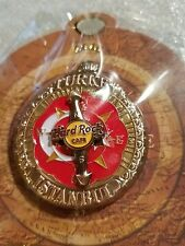 ISTANBUL,Hard Rock Cafe Pin,EUROPE COMPASS SERIES