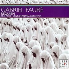 FREE US SHIP. on ANY 2 CDs! NEW CD : Gabriel Fauré: Requiem