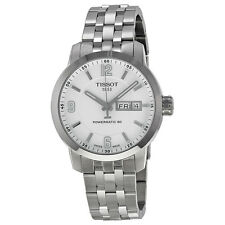 Tissot PRC 200 Stainless Steel Mens Watch T0554301101700