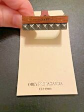 OBEY Piet Two Finger Ring (size 7)