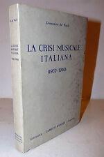 Edoardo Mottini: Storia della Musica 1931 Mondadori CISARI tavole illustrazioni