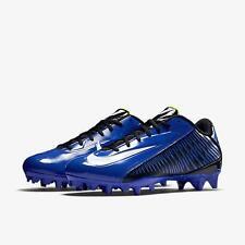 NEW Sz-11.5 Nike Vapor Strike 4 TD Pro Low Mens Football Cleats-Royal Blue/Black