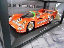 Porsche 962 956 II #17 spa win 1986 Brun Jägermeister Boutsen Minichamps 1:18