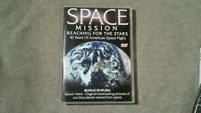 Space Mission Reaching For The Stars DVD