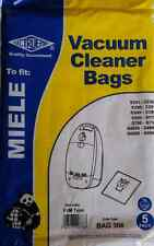 Miele FJM Type Filter-Flo Synthetic Dust Bags & Filter Sets 10 Bags & 2 Filters