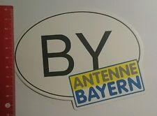 Aufkleber/Sticker: BY Antenne Bayern (14091613)