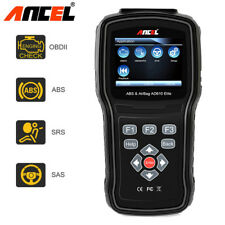 ANCEL AD610Elite Scanner ABS Airbag SRS SAS Reset Tool OBD2 Diagnostic Scan Tool
