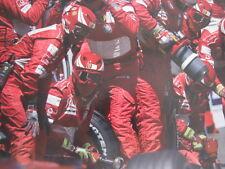 Poster Marlboro Ferrari F2004 2004 Pit Stop