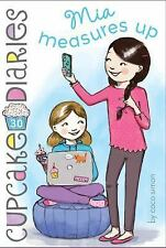 Mia Measures Up (Cupcake Diaries) by Simon, Coco