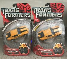 Bumblebee Action Figure - Set of 2 - With Autobot and Decepticon Package