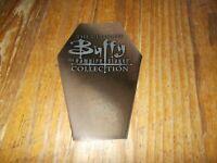 ULTIMATE BUFFY THE VAMPIRE SLAYER COLLECTION 2004 Jumbo Coffin Card PROMO #UBC-1