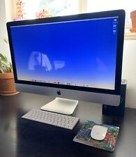 "Apple iMac 27"" Desktop With Retina 5k Display"