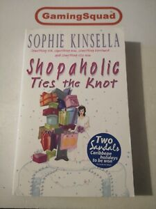 Shopaholic Ties the Knot, Sophie Kinsella PB Book, Supplied by Gaming Squad