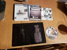 NHL 13  Stanley Cup Collector's Edition Sony PlayStation 3 2012 Complete PS3 CIB