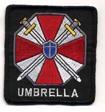 Resident Evil  -  Umbrella  -  Patch groß -   Jacken Aufnäher  neu