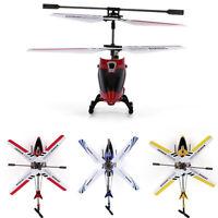 Original Syma S107G 3CH Gyro LED Remote Control RC Metal Helicopter Boys Gift '