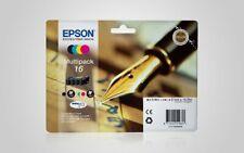 Epson 16 Multipack 4er-Tinte C/M/Y/BK (C13T16264012)